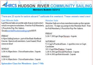 Members Bulletin