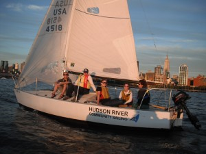 Ladies Sip n Sail Sunset