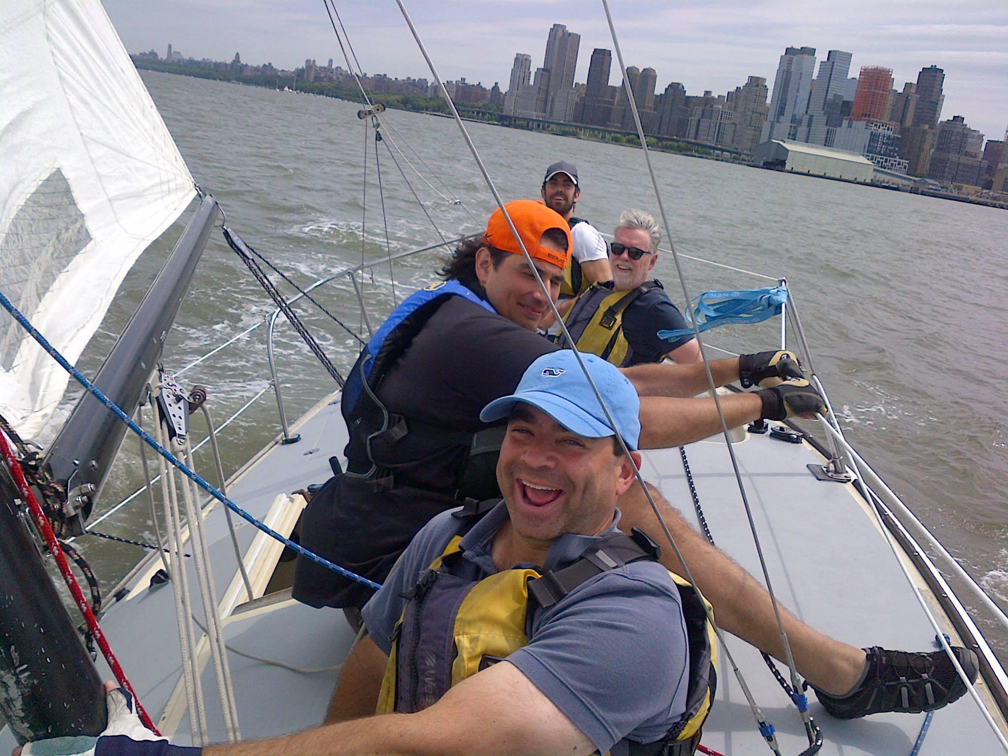 member-sailing