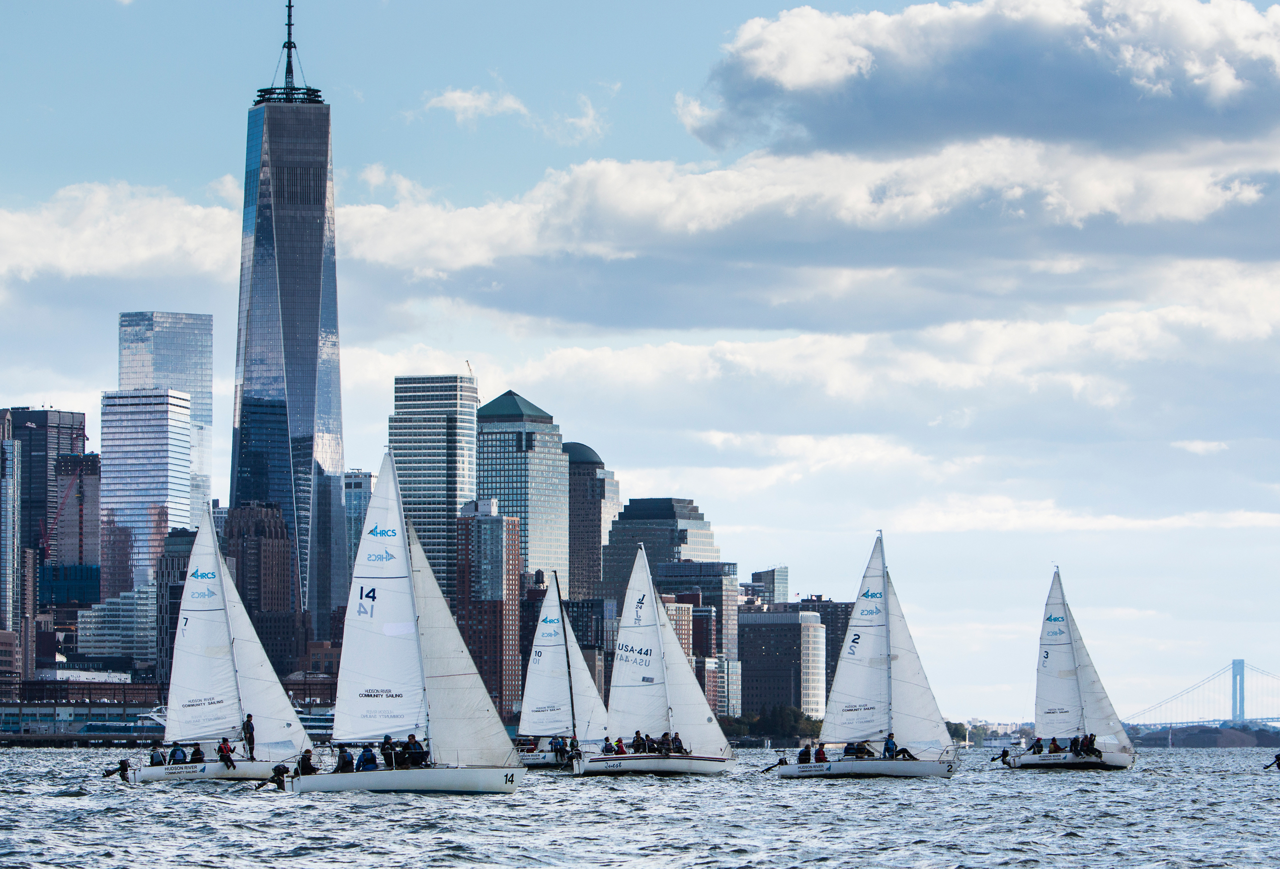 fleet-with-skyline