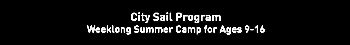 city-sail