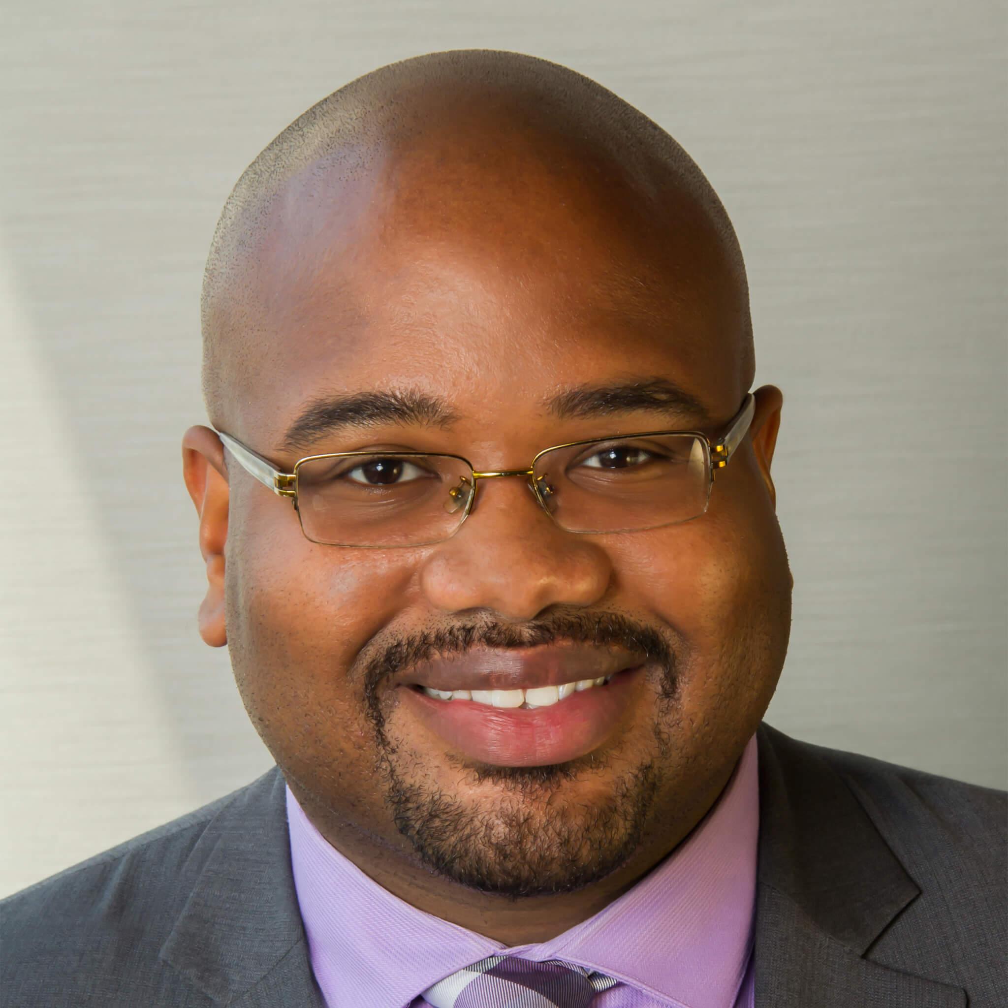 Portrait of current Deputy Director of External Affairs